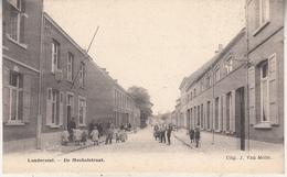 Londerzeel - De Mechelstraat - Geanimeerd - Uitg. J. Van Molle - Londerzeel