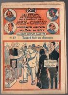 Fascicule Des Editions Modernes: Exploits Extraordinaires Du Syndicat Des Nez Creux N°17 (PPP10543) - Livres, BD, Revues