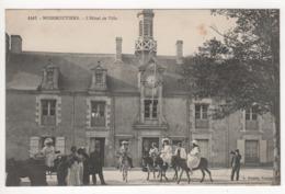 ° 85 ° ILE De NOIRMOUTIER ° L'HOTEL DE VILLE ° - Ile De Noirmoutier