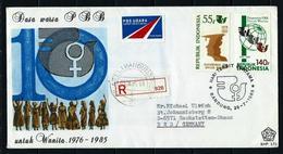 Indonesia (S) 1º Día Circulado-año 1985 - Indonesia