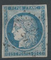 Lot N°47765  N°4, Oblit PC 2775 Sains, Aisne (2), Ind 5, Bonnes Marges - 1849-1850 Ceres