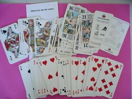 Jeu De Cartes TAROT - CARTA MUNDI 80 Cartes - Règle Du Jeu - Histoire - Métier Ancien - Très Bon état - Sans étui - Cartes à Jouer Classiques