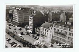 LUXEMBOURG:  PLACE  DE  LA  GARE  -  PHOTO  -  FP - Lussemburgo - Città