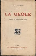 La Geôle - Guerra 1914-18