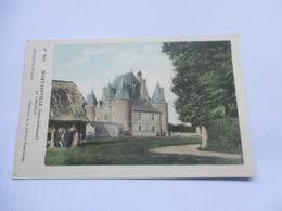 Carte Collection De La Solution Pautauberge - Martainville - Le Chateau - France