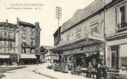 Les Nouvelles Galeries A Villeneuve-saint-Georges (94) - Magasins