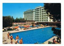 MONTEGROTTO (PD):  HOTEL  TERME  ANTONIANO  -  PER  L' AUSTRIA -  FG - Salute
