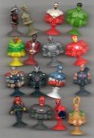 Série Des Figurines MARVEL ,voir Scann,petit Prix - Figurines