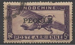INDOCHINE PA N° 13 Avec Sucharge Noire PECULE - Timbre Fiscal - Manque Dent - Other