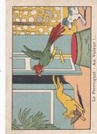 3 Images ,voir Recto Et Verso - Old Paper