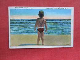 The Ocean & Me  Greetings Bayville     New York > Long Island   Ref 3274 - Long Island