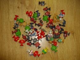 Mes Figurines MARVEL,en Doubles ,voir Scann,petit Prix - Figurines
