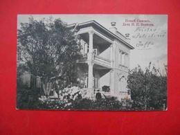 New Simeiz Dacha (Villa) Volkova. Old Russian Postcard - Russie