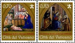 Ref. 311523 * NEW *  - VATICAN . 2013. CHRISTMAS. NAVIDAD - Vatican