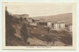 POTENZA - RIONE CASE POPOLARI  - VIAGGIATA FP - Potenza