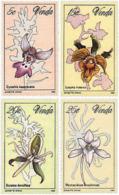 Ref. 92711 * NEW *  - VENDA . 1981. ORCHIDS. ORQUIDEAS - Venda