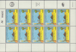 Ref. 372881 * NEW *  - VENEZUELA . 1985. BICENTENARIO DE LA FUNDACION DE VALLE DE LA PASCUA - Venezuela