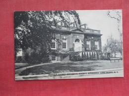 Historical Society Riverhead    New York > Long Island   Ref 3274 - Long Island