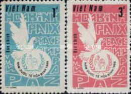Ref. 31889 * NEW *  - VIET NAM . 1986. INTERNATIONAL YEAR OF PEACE. A�O INTERNACIONAL DE LA PAZ - Vietnam