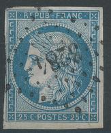 Lot N°47778  N°4, Oblit PC 3284 St-Simon, Aisne (2), Ind 7 - 1849-1850 Cérès