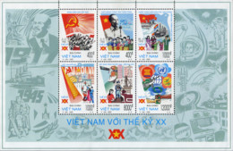 Ref. 367283 * NEW *  - VIET NAM . 2000. VIETNAM EN EL SIGLO XX - Vietnam