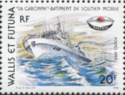Ref. 574693 * NEW *  - WALLIS AND FUTUNA . 1992. LA GARONNE - Wallis Y Futuna