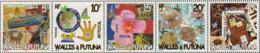 Ref. 122448 * NEW *  - WALLIS AND FUTUNA . 2003. ARTE POSTAL - Wallis Y Futuna