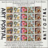 Ref. 368728 * NEW *  - WALLIS AND FUTUNA . 2003. ARTE POSTAL - Wallis Y Futuna