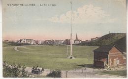 Wenduine - Wenduyne-sur-Mer - Le Tir à L' Arc - 1925 - Phototypie Desaix, Parijs - Wenduine