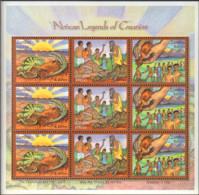 Ref. 597273 * NEW *  - ZAMBIA . 2000. LEYENDA AFRICANA DE LA CREACION - Zambia (1965-...)