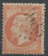 Lot N°47781  N°23, Oblit GC Etranger 5083 Constantinople, (Turquie) - 1862 Napoleon III