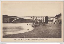 29 - Environs De Carantec - Le Pont De La Corde - Carantec