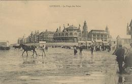 OSTENDE - La Plage Des Bains, Um 1910 - Oostende