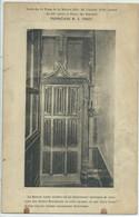 Reims-Porte Du 1er Étage De La Maison (dite De L'Enfant D'or),9,Place ... (Moyennement Abîmée Vers Le Bas à Droite) - Reims