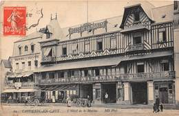 CAUDEBEC EN CAUX - Hôtel De La Marine - L. Lalonde, Propriétaire - Caudebec-en-Caux