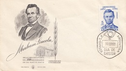 ARGENTINIEN FDC 1960 - 5 Peso Auf FDC Brief - FDC