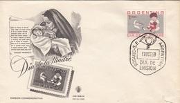 ARGENTINIEN FDC 1960 - 1 Peso Auf FDC Brief - FDC