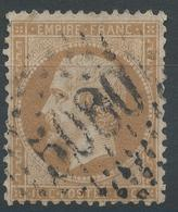 Lot N°47785  N°21, Oblit GC Etranger 5080 Alexandrie, (Egypte) - 1862 Napoleon III