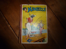 Année 1954  (N°  20 - 21 - 22 - 23)  De MIREILLE Le Magazine Illustré De La Fillette Moderne - Lots De Plusieurs Livres