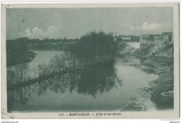 82 - Montauban - L'ile Et Les Quais - Montauban
