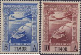 Ref. 595524 * NEW *  - TIMOR . 1938. IMPERIO COLONIAL PORTUGUES - Timor Oriental