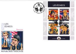 Ref. 601124 * NEW *  - TOGO . 2018. CHESS. AJEDREZ - Togo (1960-...)