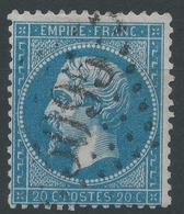 Lot N°47790  N°22, Oblit GC Etranger 5095 Salonique, (Turquie) - 1862 Napoleon III