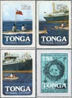 Ref. 365843 * NEW *  - TONGA . 1982. SERVICIO DE CORREO ENTRE ISLAS - Tonga (1970-...)