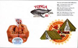 Ref. 603756 * NEW *  - TONGA . 1994. 25 ANIVERSARIO DEL PRIMER SELLO ADHESIVO DE TONGA - Tonga (1970-...)
