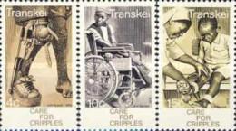 Ref. 365905 * NEW *  - TRANSKEI . 1978. DIA DE LOS DESCAPACITADOS - Transkei