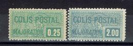 FR - N° 78 Et 79 Neuf Sans Charnière XX - TB - - Mint/Hinged