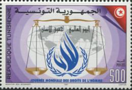 Ref. 576864 * NEW *  - TUNISIA . 1997. DIA MUNDIAL DE LOS DERECHOS DEL HOMBRE - Tunisia (1956-...)