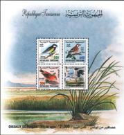 Ref. 93571 * NEW *  - TUNISIA . 2001. BIRDS. AVES - Tunisia (1956-...)