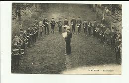 52 - Haute Marne - Malroy - école Privée- La Fanfare- Musique - - Chaumont